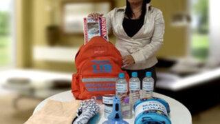 Doctor en Familia: ¿Qué es lo que debe contener una mochila de emergencia?