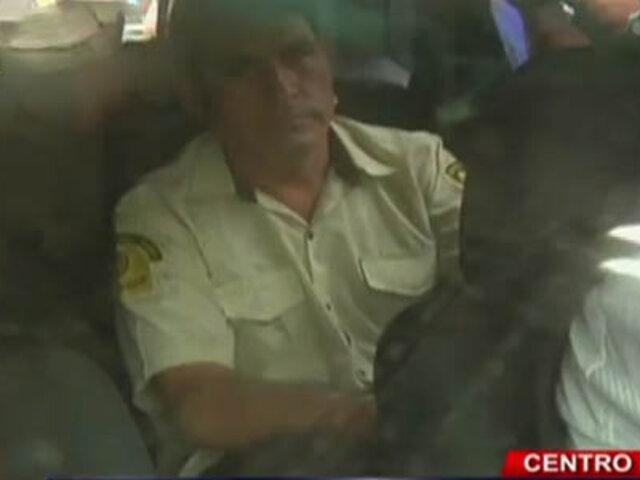 Trabajador de Prosegur fue encontrado maniatado en Los Pantanos de Villa