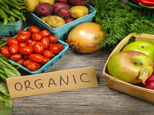 ¿Los alimentos orgánicos están realmente libres de sustancias químicas?