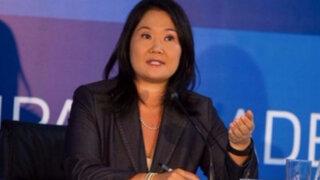 Especialistas cuestionan compromisos suscritos por Keiko Fujimori