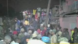 Kenia: fuertes lluvias generan inundaciones en Nairobi