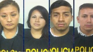 VES: capturan a presuntos secuestradores y los llevan a fiscalía