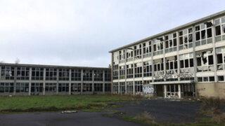 Lo que una pareja encontró dentro de este asilo abandonado te dejará en shock