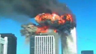 Difunden video nunca antes visto del ataque a las Torres Gemelas