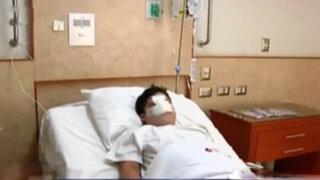 Puente Piedra: hombre sufre amputación de nariz en confuso incidente