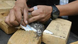 Abancay: decomisan 40 paquetes de droga camuflados en un auto