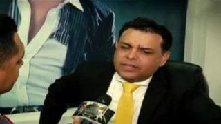 Andrés Hurtado exige disculpas de La Batería
