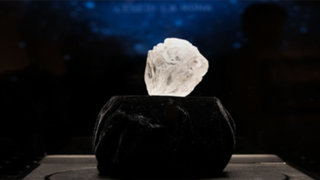 Subastarán el diamante más grande del mundo