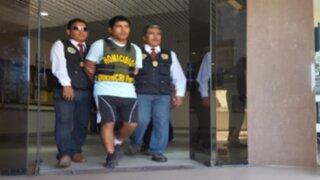 Detienen a asesinos de policía en Los Olivos