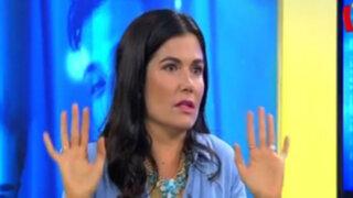 Daniela Cilloniz arremete contra Tilsa Lozano y el 'Zorro' Zupe