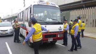 MML anuncia medidas para evitar nuevas agresiones a fiscalizadores
