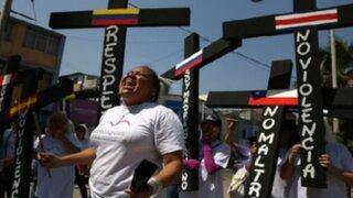 Madres extranjeras protestan contra actual Ley de Migraciones
