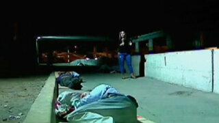 Drogas y alcohol: Las noches alrededor del Congreso