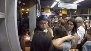 Desborde en el Metropolitano: así es el servicio de transporte más grande de Lima
