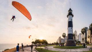 Malecón de Miraflores es considerado uno de los mejores de América