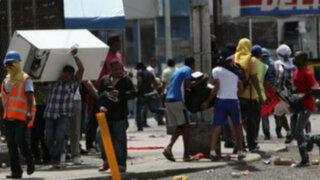 Venezuela: continúa ola de saqueos por escasez de alimentos