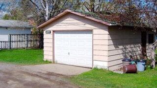 Los criticaron por mudarse a un garaje pero nunca imaginaron cómo era por dentro