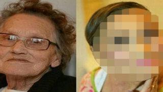 El impactante cambio de una anciana de 80 años tras ser maquillada por un profesional