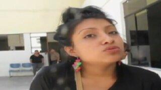 Mujer agredida por su expareja pide garantías para su vida