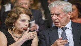 Mario Vargas Llosa habría formalizado su divorcio
