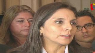Teniente alcaldesa responde por retiro de buses de corredores viales