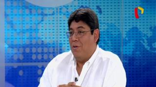 Elmer Cuba expone propuestas en materia económica de Fuerza Popular