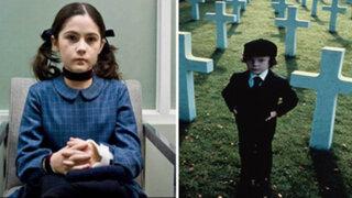 ¿Cómo se ven ahora los niños que protagonizaron las más escalofriantes películas de terror?