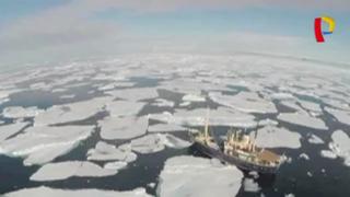 Advierten que en 15 años desaparecería hielo polar