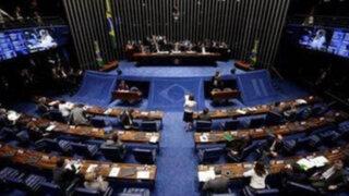 Brasil: Senadores debaten sobre juicio político a Dilma Rousseff