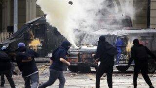 Chile: continúan marchas contra reforma educativa en Santiago