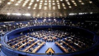Brasil: Senado decidirá futuro de Dilma Rousseff