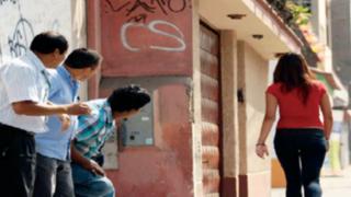 Arequipa: multarán con más de 3 mil soles a acosadores