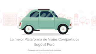 'Carcool': conoce la plataforma para viajar de manera segura