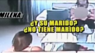 Milena Zárate desenmascara a Greysi Ulloa con este video