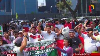 Pobladores loretanos exigen al Gobierno solucionar grave crisis financiera
