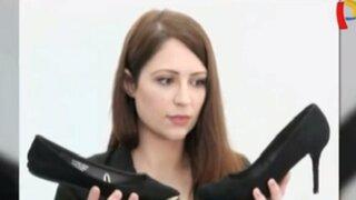 Reino Unido: joven es despedida por negarse a usar tacones