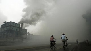 China: estudio revela que contaminación provoca daños a la inteligencia humana