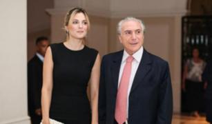 Brasil: Marcela Temer, de modelo a primera dama