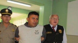 Policía captura a ladrón de taxistas en Chaclacayo
