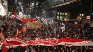 Brasil: se producen manifestaciones contra sucesor de Dilma Rousseff