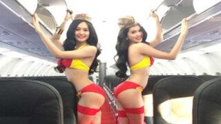 VietJet, la aerolínea con azafatas en bikini que convirtió a una mujer en milmillonaria