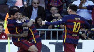 Barcelona se consagra con nuevo título tras vencer claramente al Granada