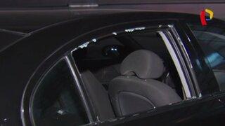 Desvalijan más de 12 vehículos en estacionamiento de centro comercial