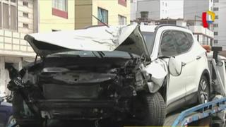 Magdalena: John Kelvin choca vehículo en presunto estado de ebriedad