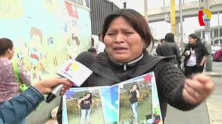 El Agustino: bala perdida impacta a menor de edad