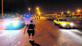 Piques ilegales: Peligro latente en las calles de Lima