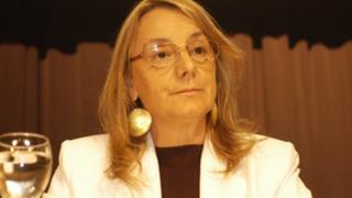 Argentina: grave acusación contra hermana de Néstor Kirchner