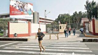 Estudiantes de UNMSM claman más seguridad ante ola de asaltos a universitarios
