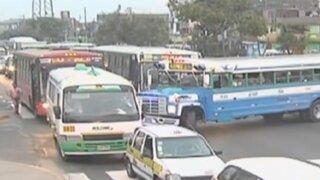 SMP: sigue el tráfico en el puente Bella Unión