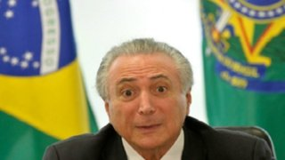 Brasil: congreso salva por segunda vez a Michel Temer de juicio por corrupción